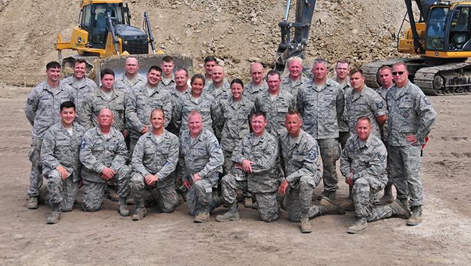 Civil Engineer Group Photo